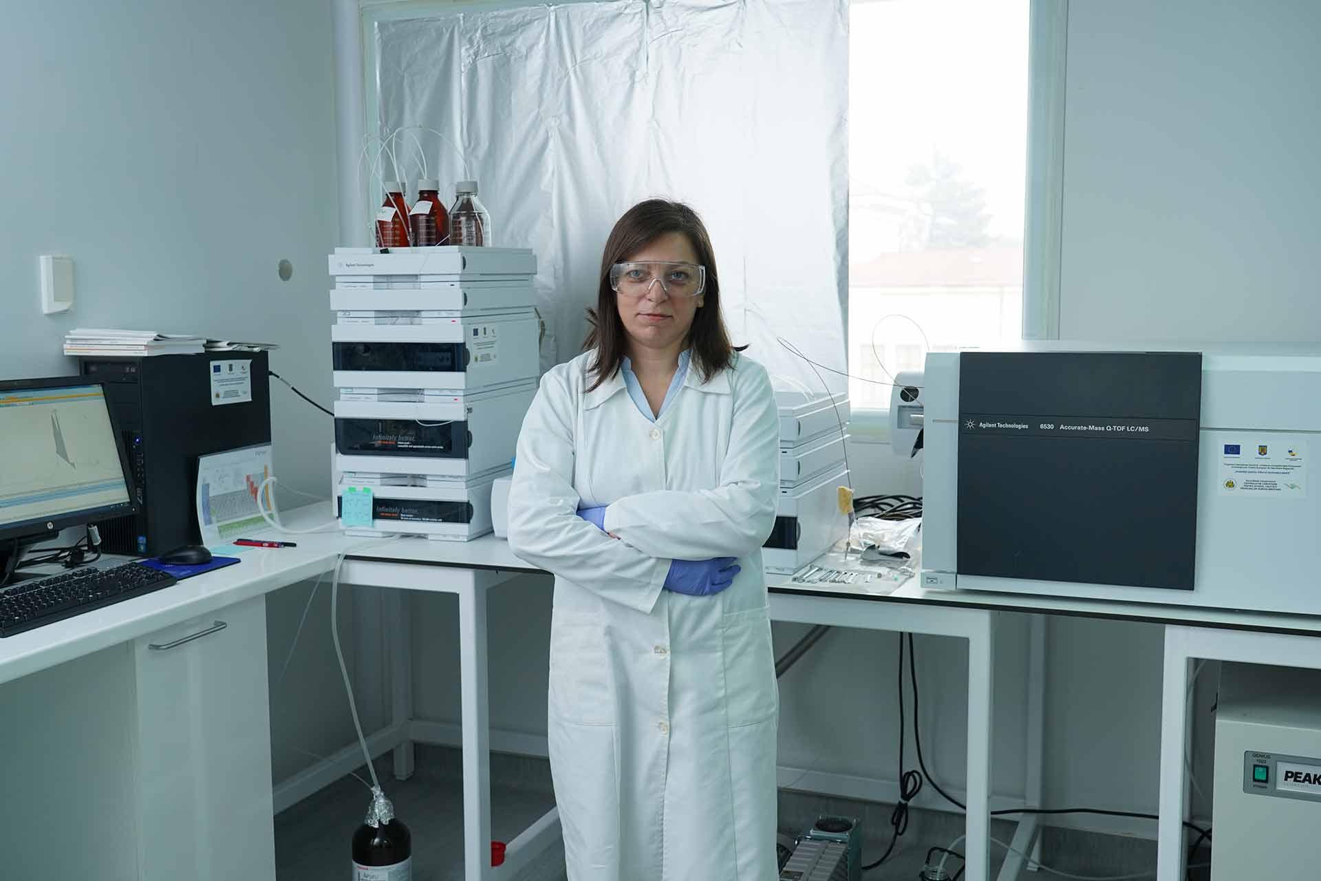 Laborator Fiziologie Vegetala Moleculara